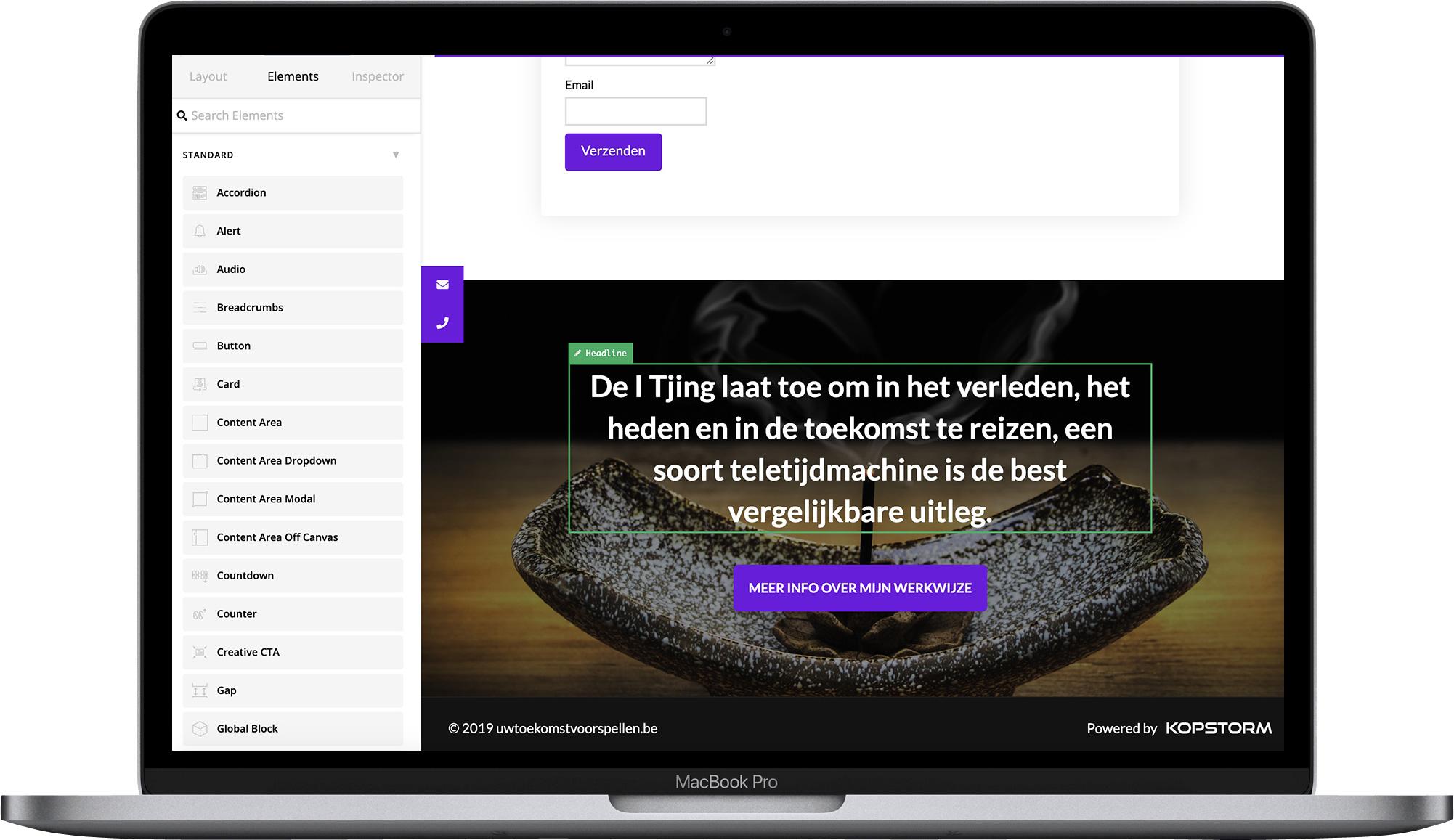 Wordpress X Theme Editor Preview
