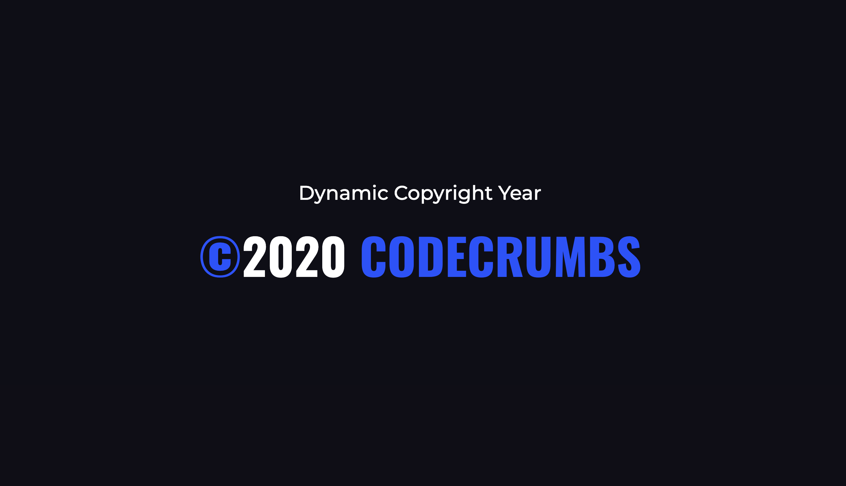 Code Snippet Thumbnail