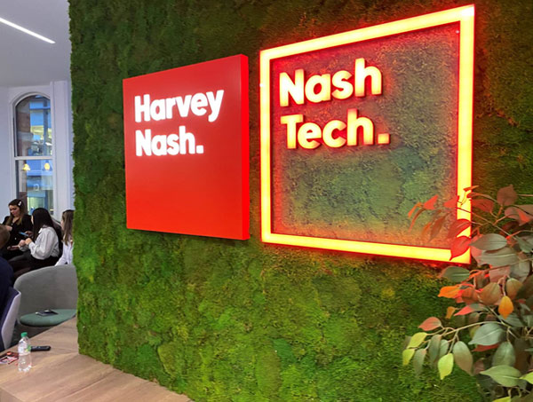Harvey Nash office