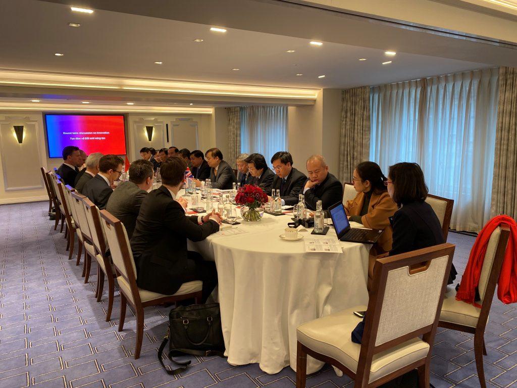 Vietnam delegations