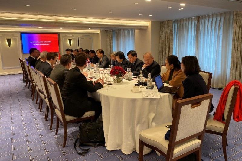 NashTech Host Vietnam Ministerial Delegation on Technology Innovation