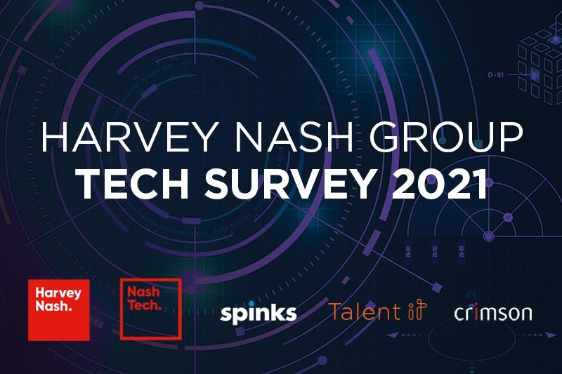Take part in the 2021 Harvey Nash Group Tech Survey