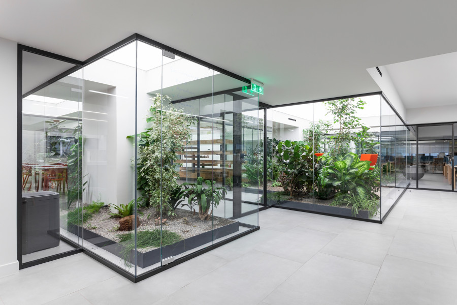 Future of Work: Green offices