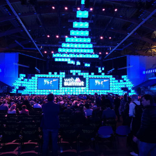 Tech Talks at Web Summit