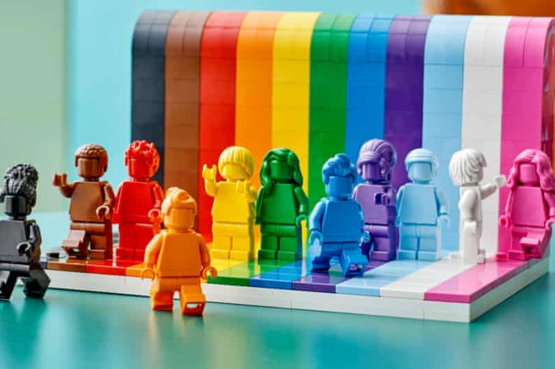 Is Lego putting the building blocks in place for a creative, inclusive world?