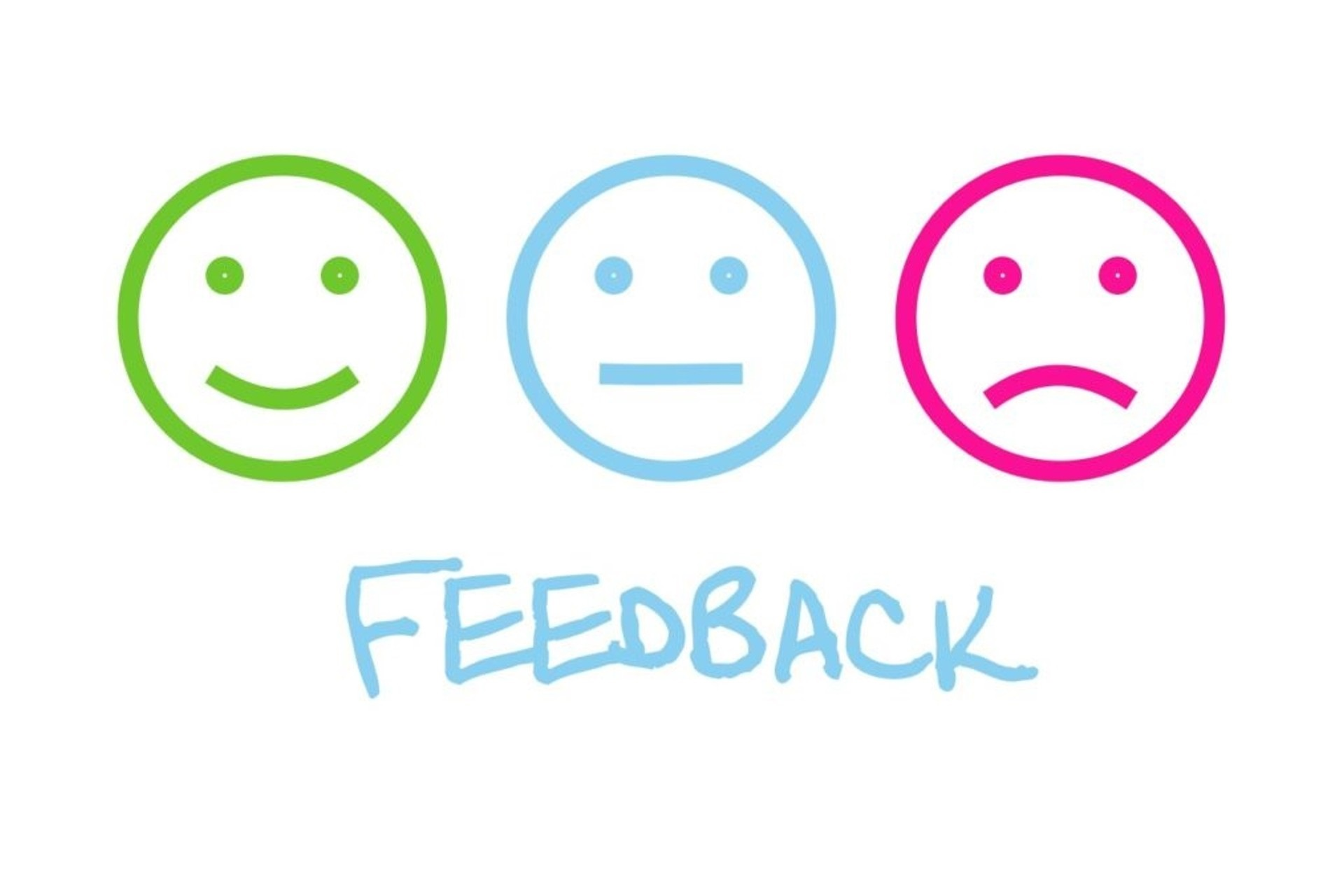 Feedback is a gift!