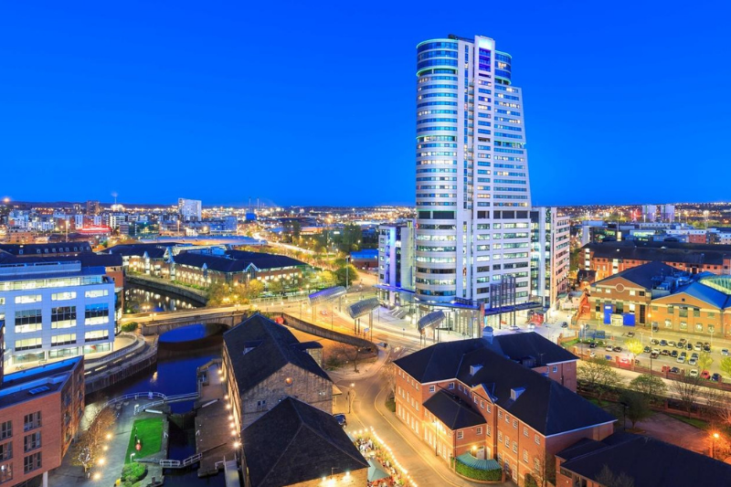 What's the buzz around the Leeds technology scene all about?