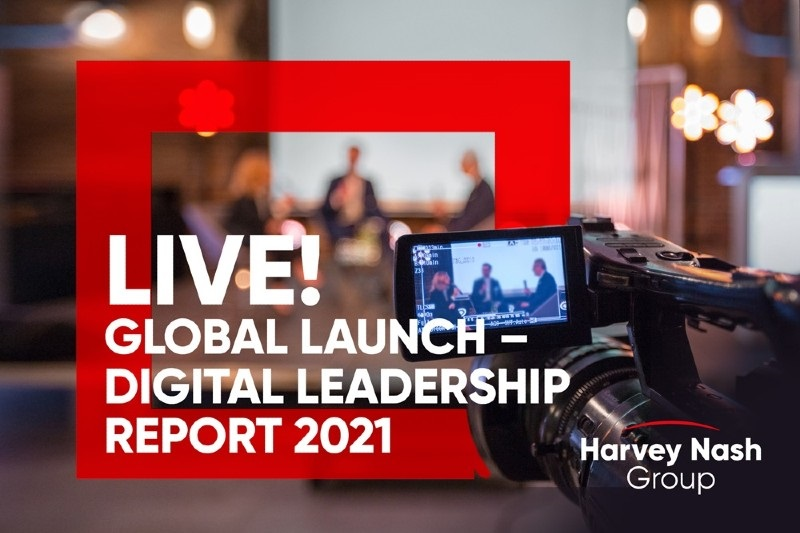 LIVE! The Global Launch of the Digital Leadership Report 2021