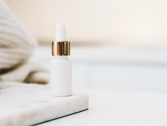 skincare product for aftercare