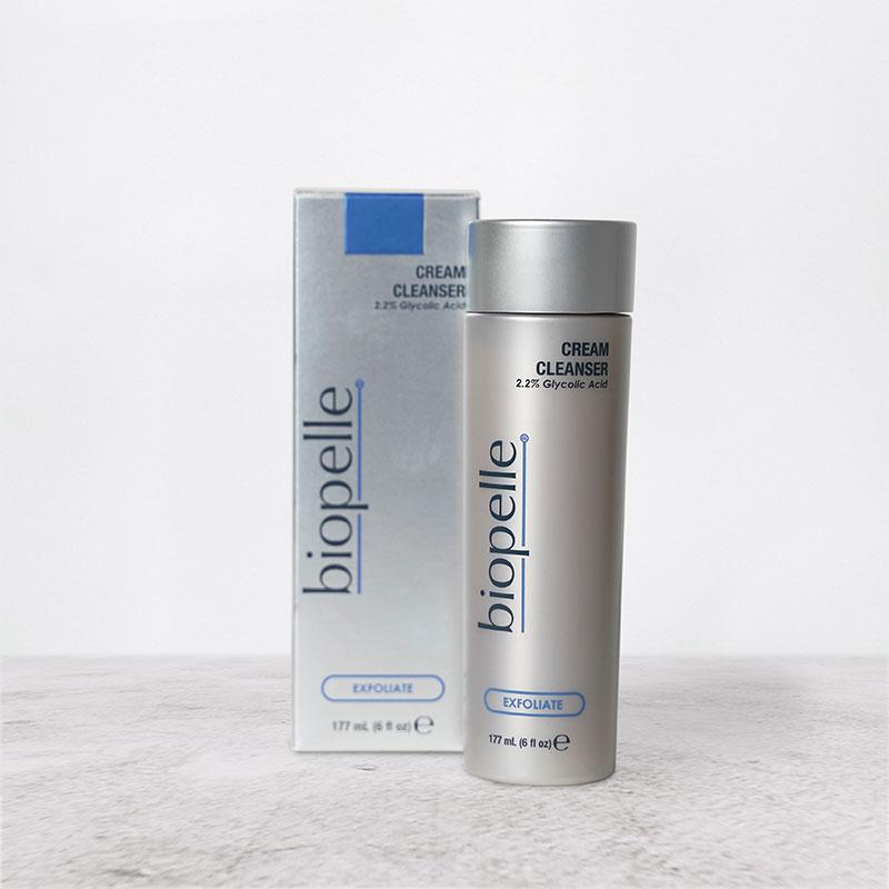 Exfoliate Cream Cleanser