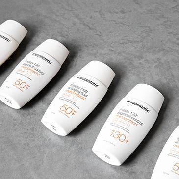 Sunscreens & UV Protection