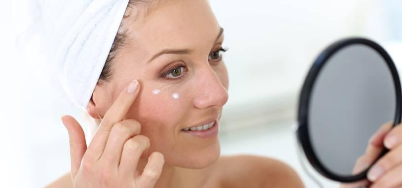 anti-ageing creams