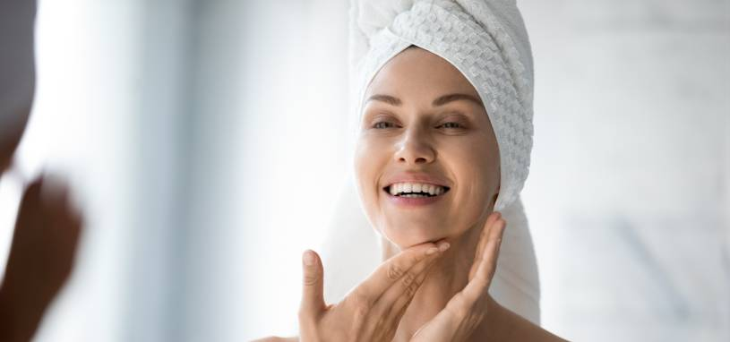 How do anti-ageing products work