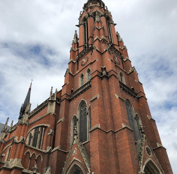 Church in St. Louis