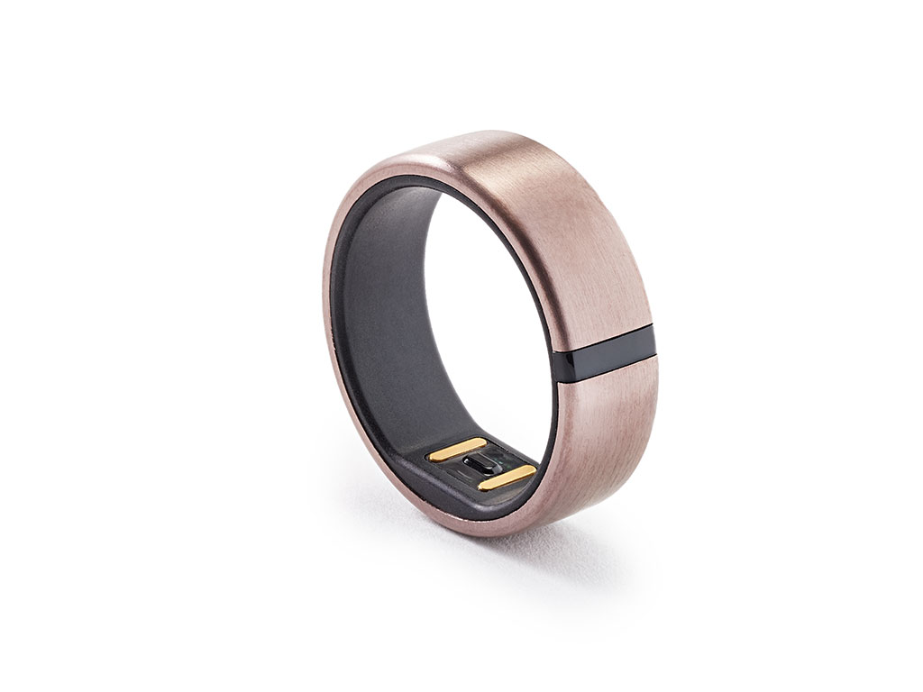 Motiv Smart Ring rose gold