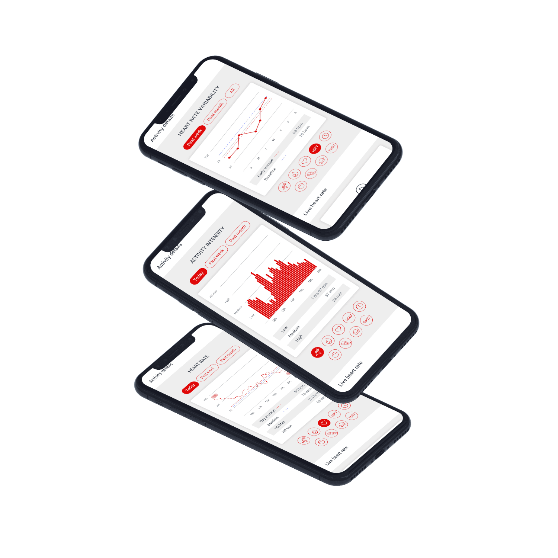 Circular Smart Ring Mobile App