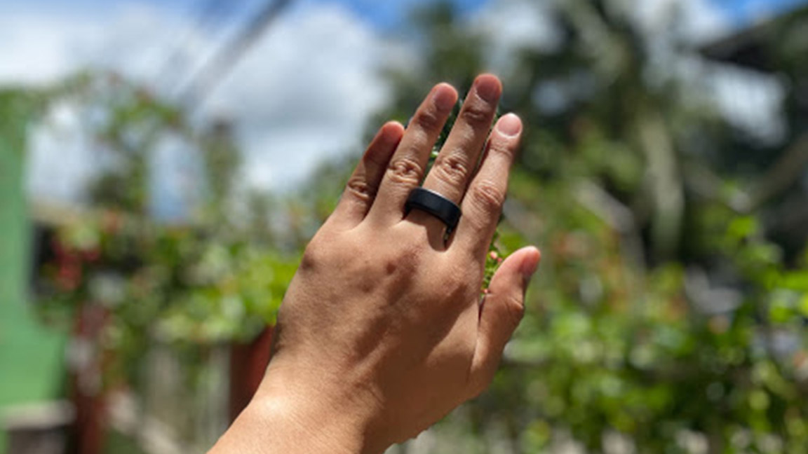 circul fitness tracking ring