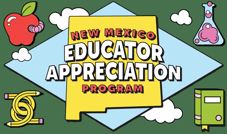 New Mexico Education Appreciation Program Art