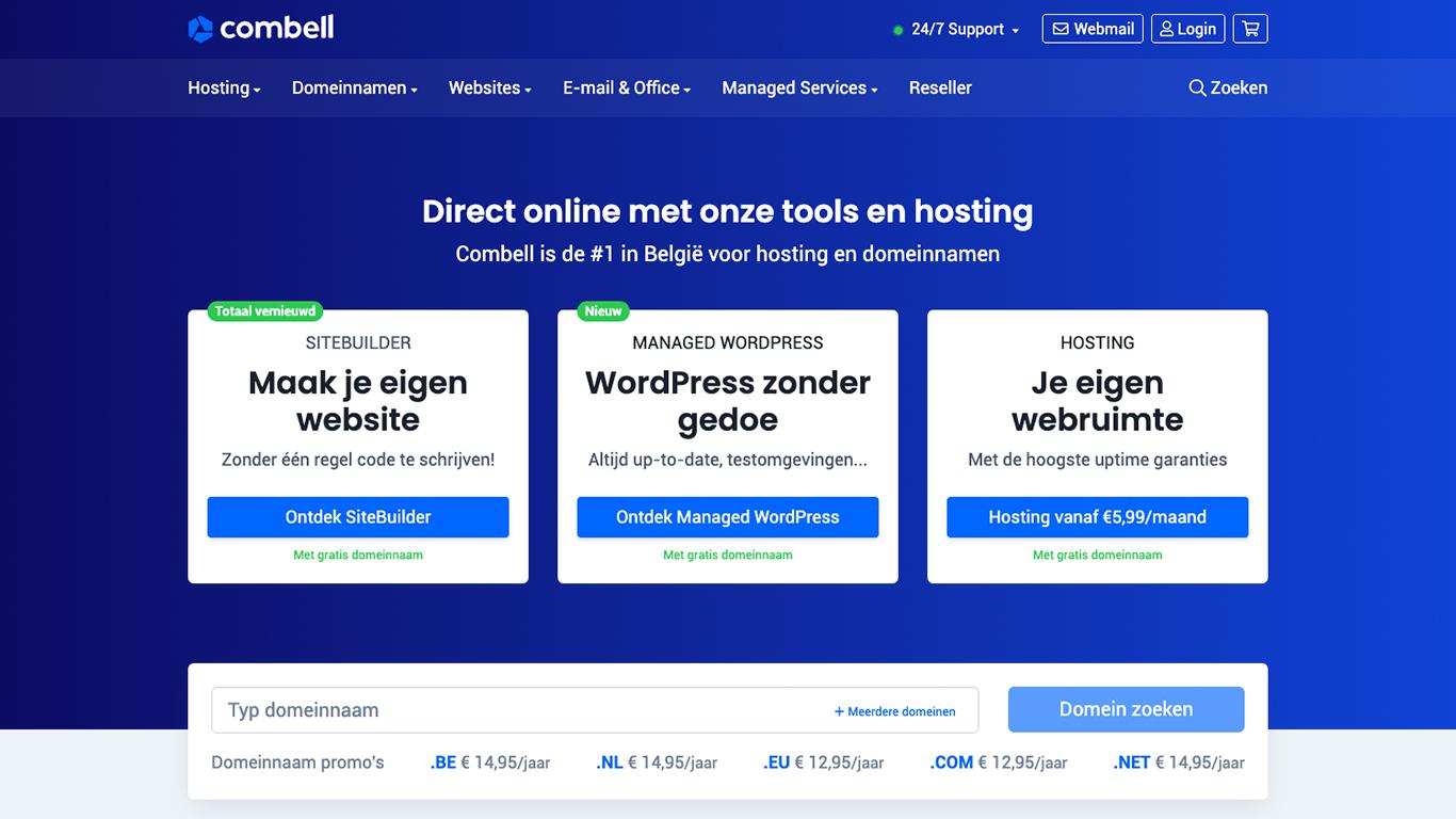 Combell.com website