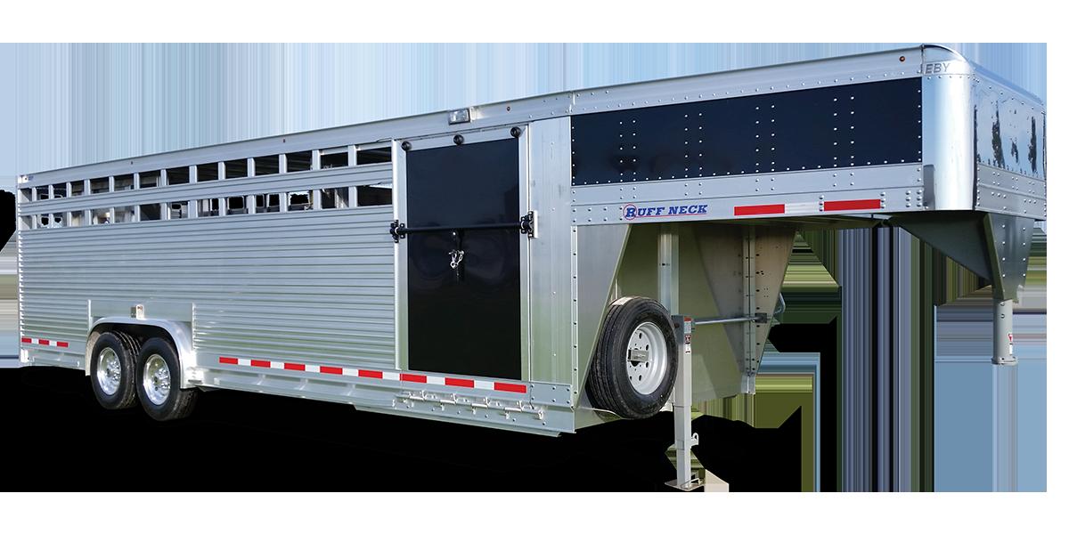 Ruff Neck Livestock Trailers
