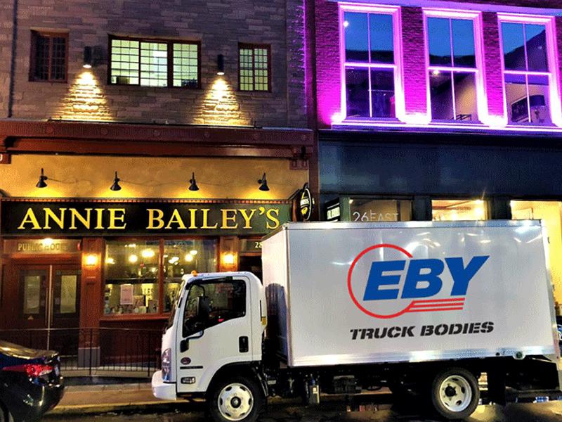 EBY & Isuzu Drive It Home!