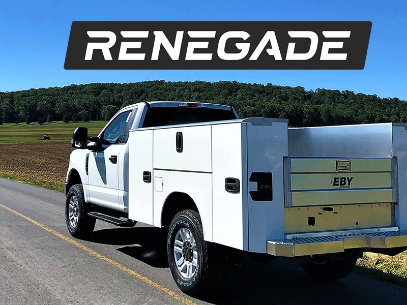 EBY Announces New RENEGADE Service Body