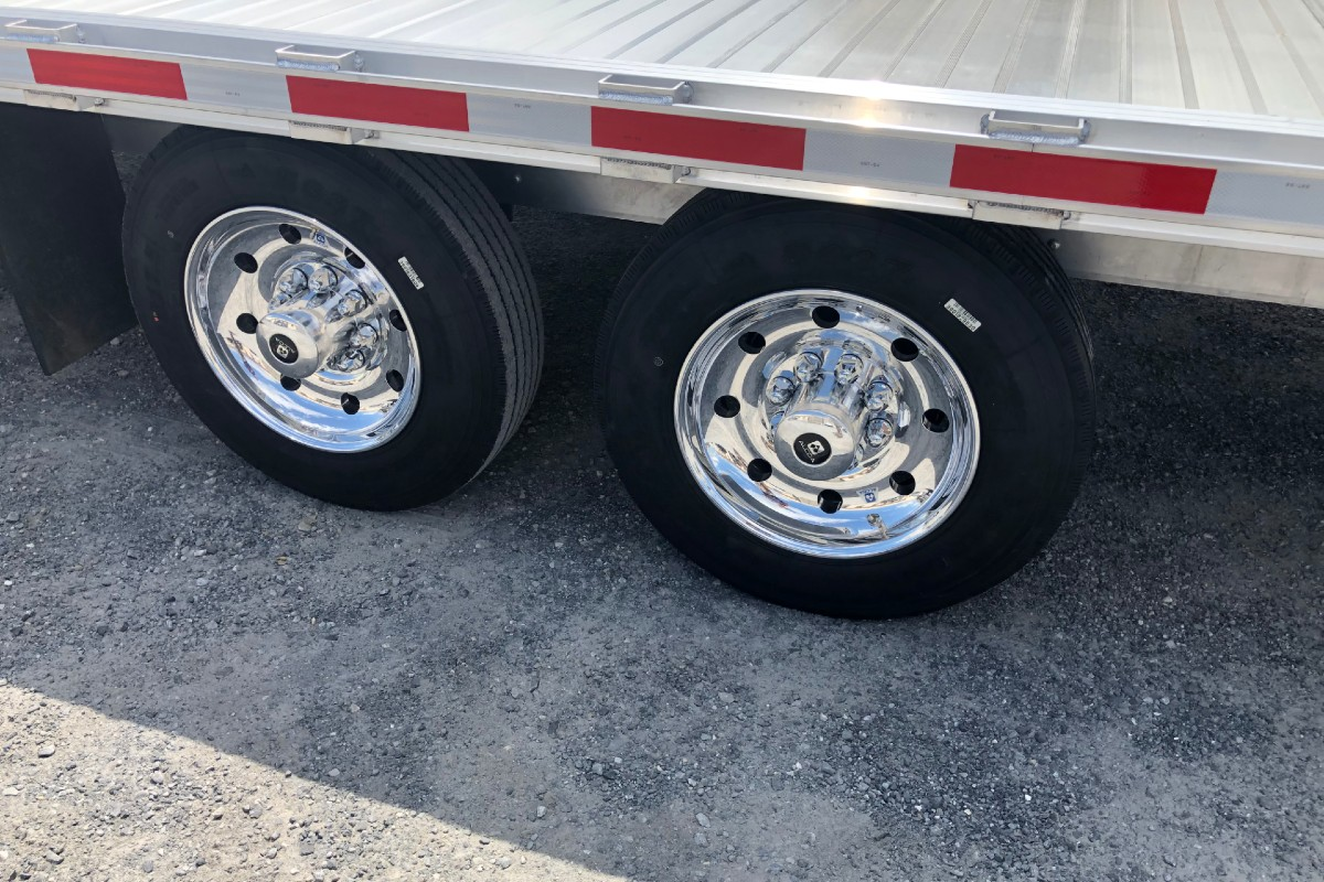 "Alcoa 17.5"" Aluminum Wheels DO14K"
