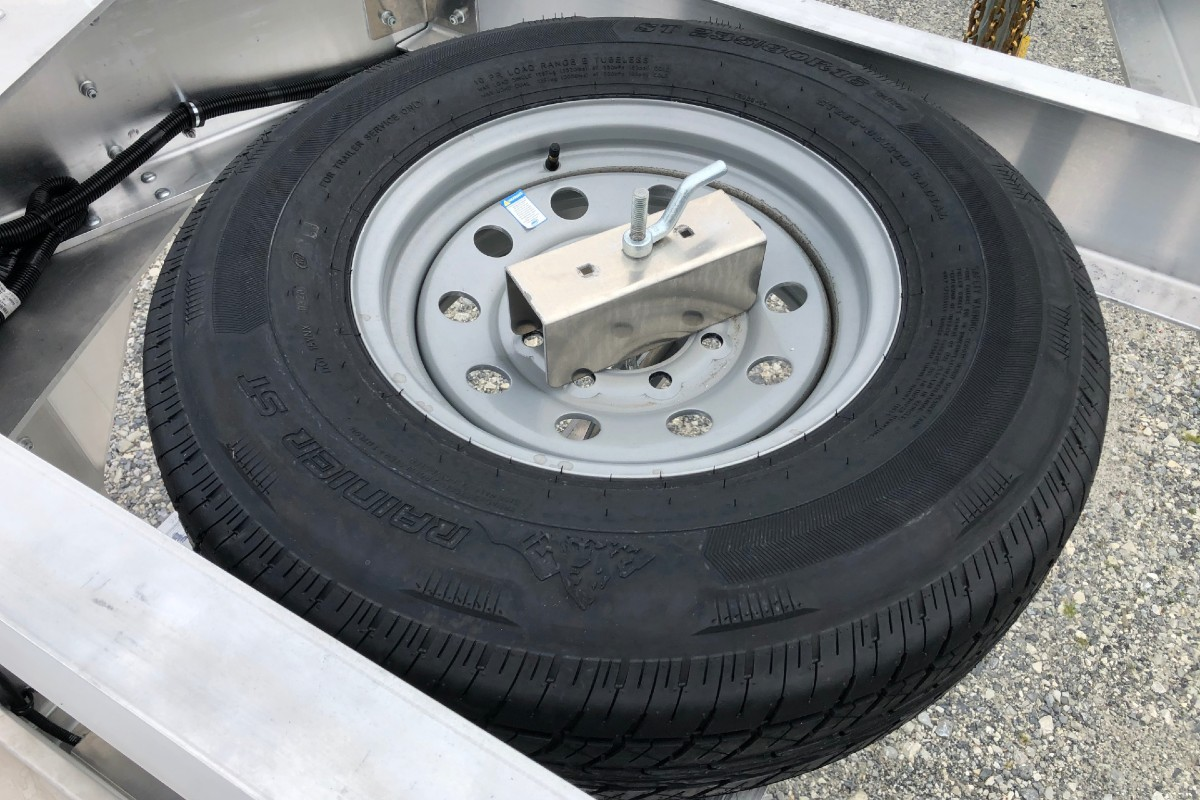 Spare Wheel & Tire GN16K