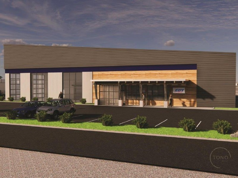 EBY Announces New Facility in Laurel, Montana