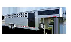 EBY Livestock Trailer