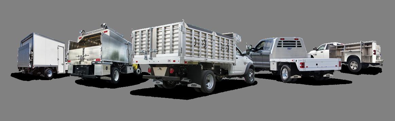 The Best Aluminum Truck Bodies