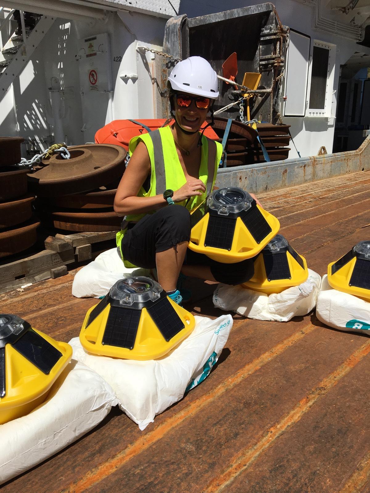 Sofar Spotter Array Explores the Southern Ocean