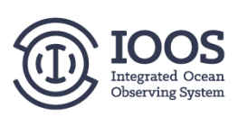 Integrated Ocean Observing System Logo