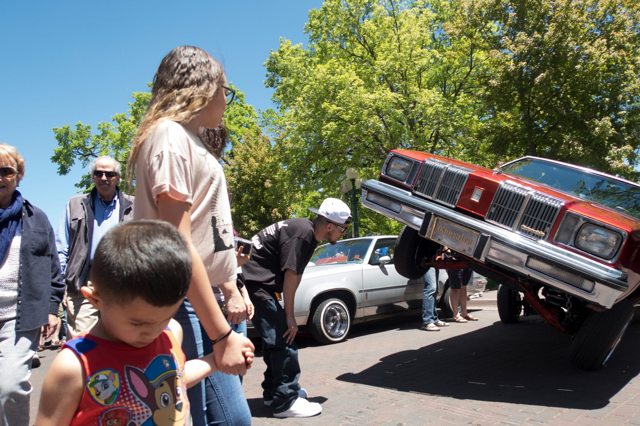 Third Annual Lowrider Day