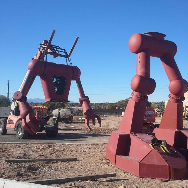Building a Robot Step 6