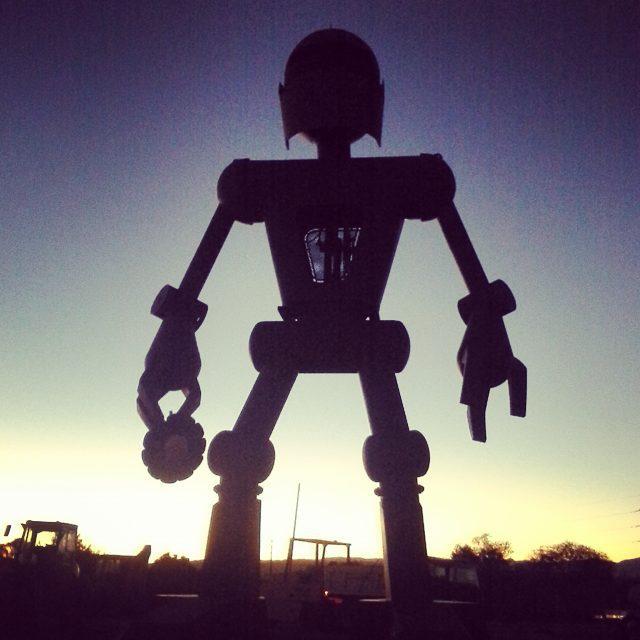 Building a Robot Step 8