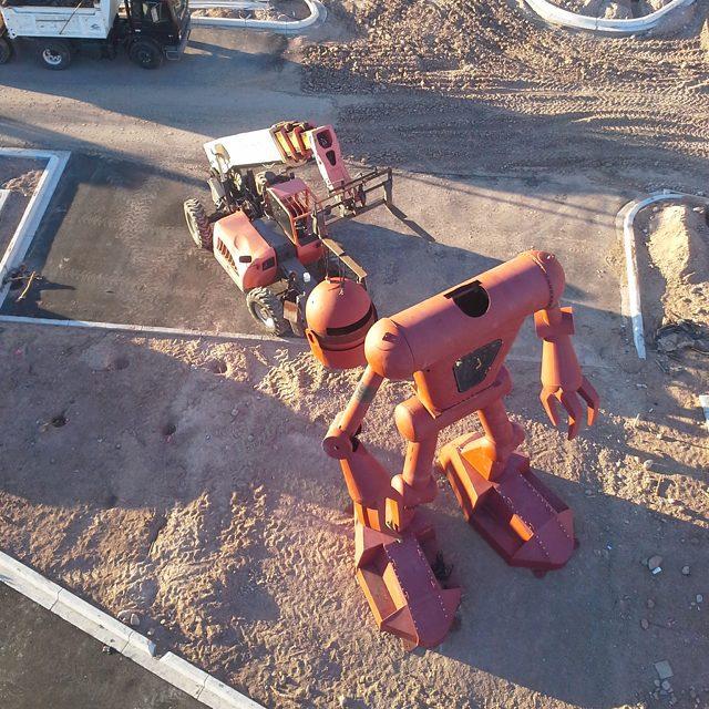Building a Robot Step 7