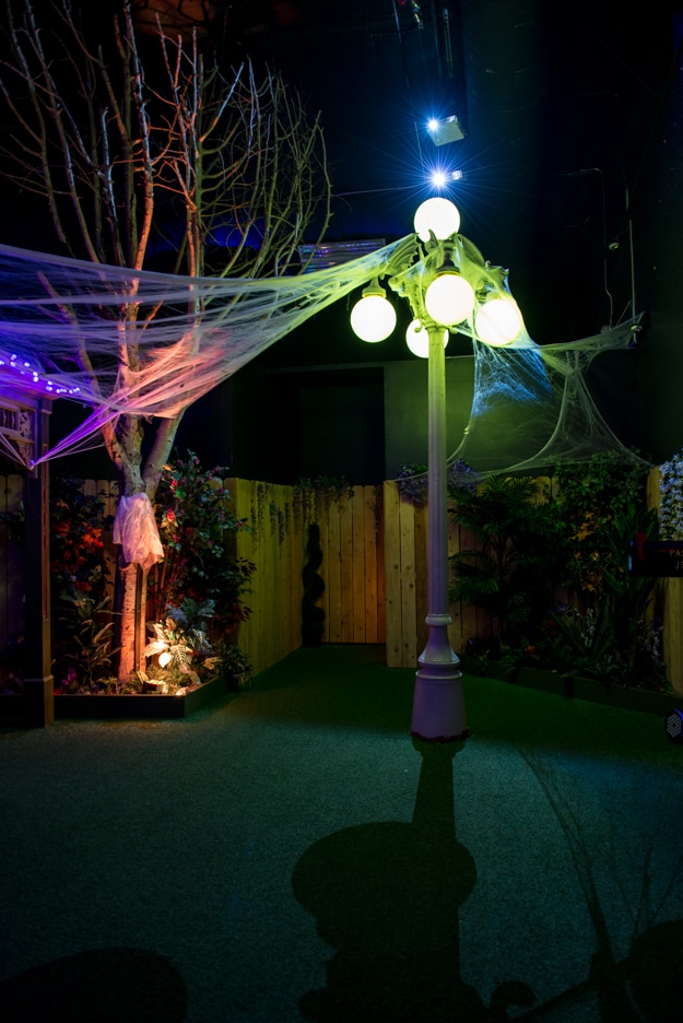 Meow wolf house of halloween
