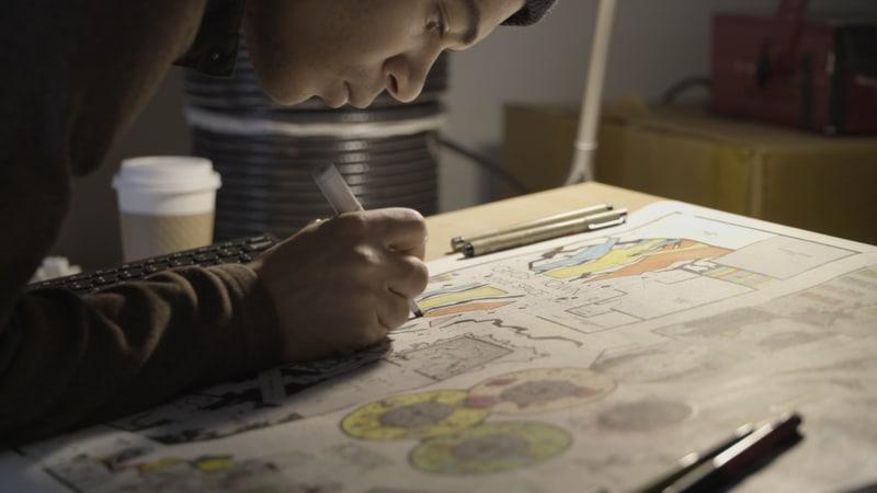 Concept artist