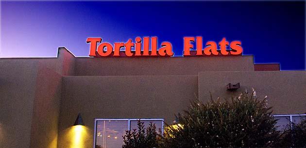 Tortilla Flats | Santa Fe restaurant