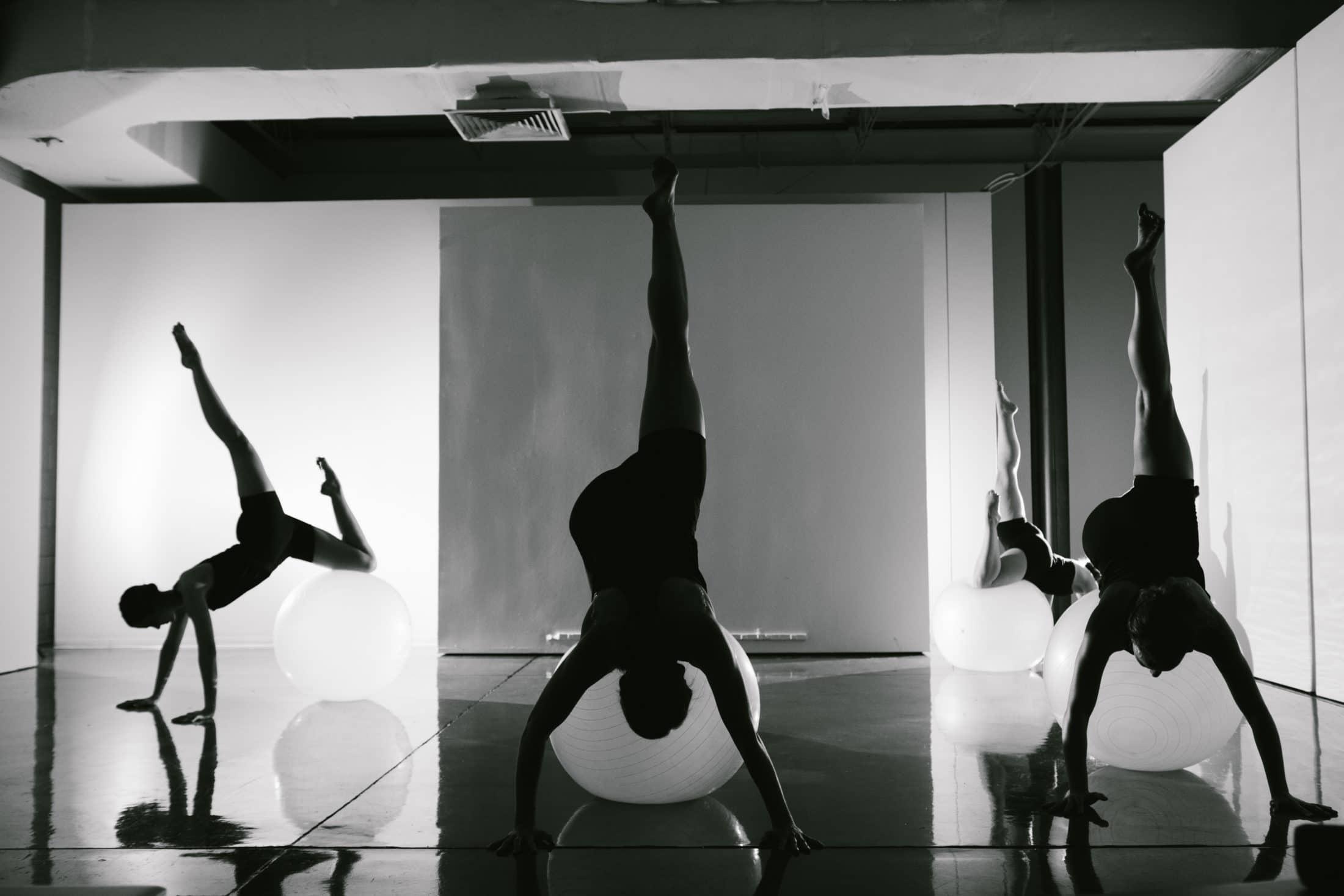 Perpetual Motion Dance