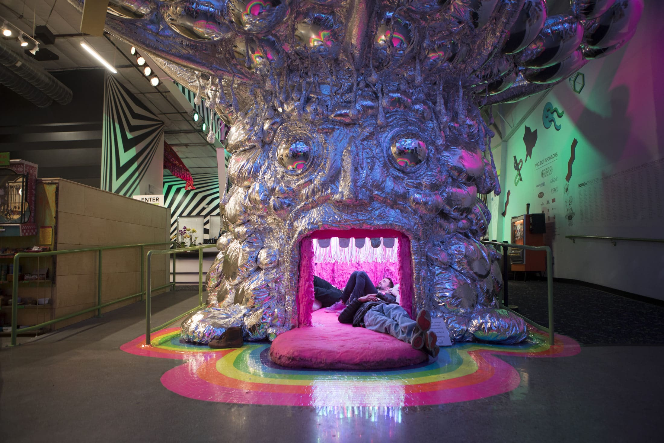 Wayne Coyne's King's Mouth