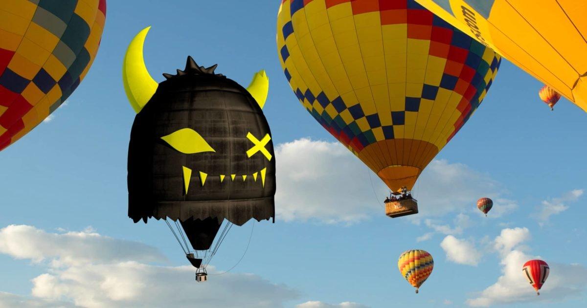 Snaggy Balloon