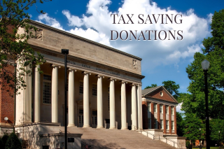 Tax Saving Donations