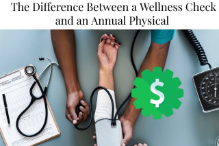 Differece between wellness and annual