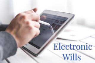 Electoric Wills