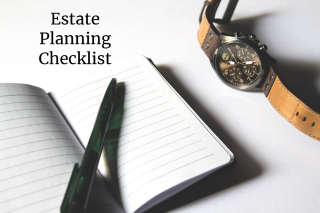 Estate Plan Checklist