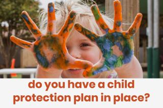 Child protection plan