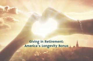 Giving In Retirement