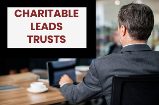 Charitable leads trust